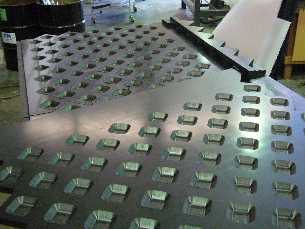 CNC Machining Plastic Mould