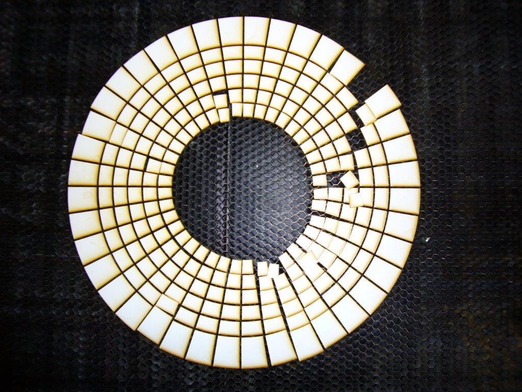 Laser Cut Acrylic Logo